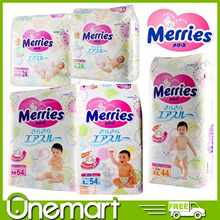 Free Shipping [MERRIES] Carton Sales ★ FREE DELIVERY ★ SG Official ★ MADE IN JAPAN ☆ Tape Diapers /