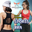 -^SweetangelShop^- Local Seller / Local Exchange - Sports Bra (Part 2) Yoga Zumba Gym Running