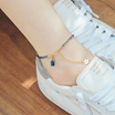 [4xtyle_Scene Stealer Jewelry]Something Flower Ankle Bracelet / Anklet
