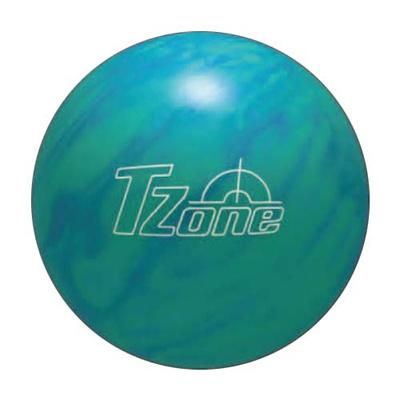 ブランズウィック(Brunswick) T-Zone カリビアンブルー SUNBB0009 【ボウリング ボール ボーリング】の画像