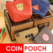 Avengers Cloth Series Cute Coin Purse/Earphone Holder/Lovely Coin Pouch/Multi Functional