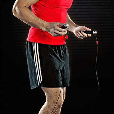 アディダス(adidas) ウエイテッドスピードロープ ADRP-11014 【筋トレ トレーニング 腕力 瞬発力 フィットネス】の画像