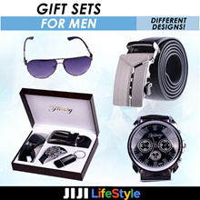 ★GIFT SETS FOR MEN ★BELT ★WATCH ★SUNGLASSES ★SHAVER ★WALLET ★KEYCHAIN ★MEN ACCESSORIES ★WEARABLE