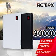 🌟Remax NOTE 30000mAh HXR 20000mAh🌟GENAI 10000mAh Powerbank 2.1A fast charging of big capaci