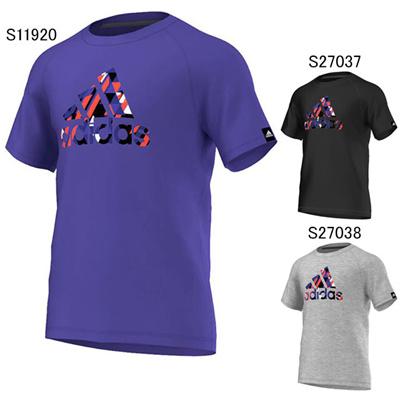アディダス (adidas) M PRIME ショートスリーブTシャツ GR JNG44 [分類:Tシャツ (メンズ・ユニセックス)]の画像