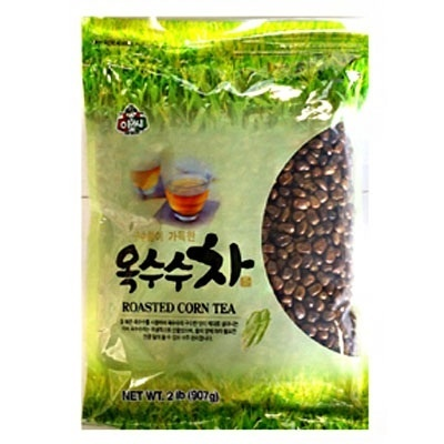 『アッシ』粒 コーン茶 とうもろこし茶(907g)[韓国お茶][健康茶][韓国飲料][韓国食品]の画像