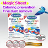 Dr.Beckmann[Magic Sheet]Germany no.1/coloring prevention/fine dust removal/colourdirt collector/washing sheet/whshing machine/washer/laundry ball