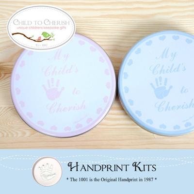 チャイルドトゥチェリッシュ Child to Cherish メモリアル手形 ハンドプリント ベビー用品 赤ちゃん ベビーグッズ 出産祝い 通販の画像