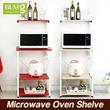 [BLMG_SG] Microwave Oven Shelve Series★microwave rack Stand★Kitchen Organizer★Shelf★Kitchen Storage★Table★
