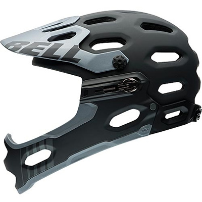 ベル(BELL) ヘルメット SUPER 2R / スーパー 2R ALL-MOUNTAIN マットブラック 【自転車 サイクル レース 安全 二輪】の画像