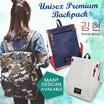 Unisex Premium Backpack ★Haversack School Bag ★Shoulder Bag for Travel Laptop Notebook