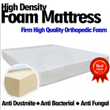 High Density Foam Mattress (SingleSuper SingleQueenKing)