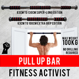 ★★Cheap★★Doorway Pull-up/Chin-up Bar★★No drilling required★★Singapore Seller★★Fast Qxpress Delivery★★