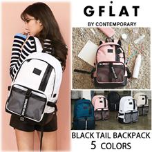 [GFLAT] Black Tail Backpack / GF_BP1703-04 / 韓国のストリートブランド