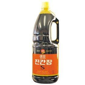 【韓国食品・韓国調味料】 ■泉票ジン醤油(1.8L)■の画像