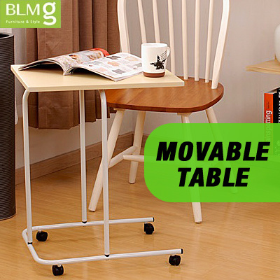 Nice [BLMG_SG] Movable Table☆Household☆Sale☆Cheap Table☆Singapore☆Home