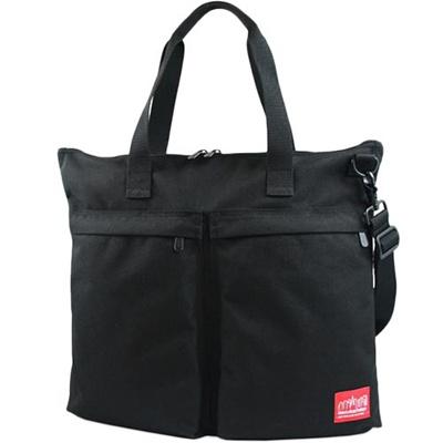 マンハッタンポーテージ(Manhattan Portage) フォーティチュードバッグ Fortitude Bag MP1346 BLACK ブラック 【ショルダーバッグ トートバッグ】の画像