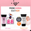 [Korea Cosmetic] BEAUTYMORY - BB Cream / Crystal Cream(peeling gel)