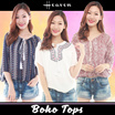 ★1/12 Updated★ Boho Tops | Short Sleeve tops | Embriodery Tops | Aztec Tops | Loose fit tops | Chiffon Tops | Fish tail tops