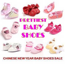 [ORTE] CNY BABY SHOES SALES!  Largest Kids Toddler Prewalkers Shoes ★ Good Quality ★ Fast Delivery ★