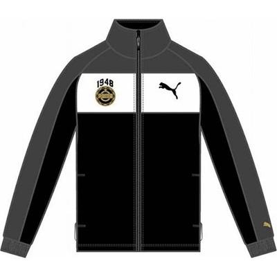 プーマ(PUMA) PT 中綿 ジャケット 831112 01 ブラック 【ジュニア キッズ トレーニングウェア ランニング 長袖】の画像