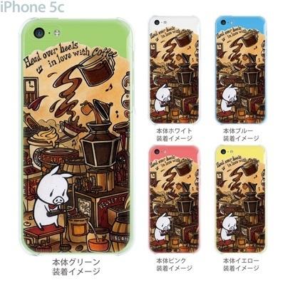【SWEET ROCK TOWN】【iPhone5c】【iPhone5cケース】【カバー】【スマホケース】【クリアケース】【Clear Arts】【アート】 46-ip5c-sh0006の画像