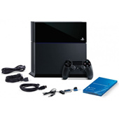 【Game Hypermart】SONY PLAYSTATION 4 GAME CONSOLE PS4(JET BLACK/GLACIER WHITE) - 1 YEAR SONY MALAYSIA WARRANTY