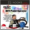 [CRAZY SALE]★New Paint Zoom DIY Paint Sprayer 3-Way Spray head Ultra Light★CNY/Painting/Cut Cost