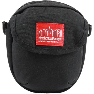 マンハッタンポーテージ(Manhattan Portage) ハドソンバッグ Hudson Bag MP1402 BLACK ブラック 【ショルダーバッグ】の画像