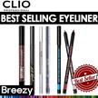 BREEZY ★ [CLIO] Gelpresso Waterproof Gel Liner / Best Selling EyeLiner of Clio / eyeliner / brush liner / pen Type / Eye Makeup / Eyebrow / Twistturn /