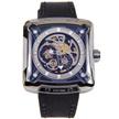 3030MALSSBA Alexandre Christie Quartz 50m Leather Strap Gents Casual Watch