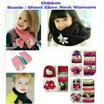 Kitty * Beanie * Shawl * Glove Children Set. Winter * Gifts * Princess * Kids Winter * Neck Warmer * Baby * Christmas