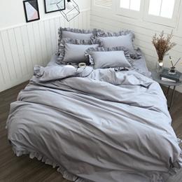 スウィートドリームロマンチック布団枕セットS(5color)/布団カバー1枚+枕カバー1枚