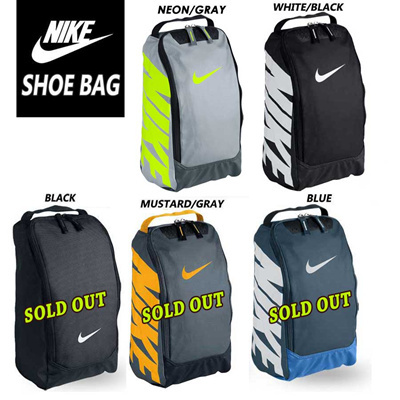 Buy NIKE SPORTS TEAM TRAINING SHOE BAG BA4600 SPORTS GYM FITNESS EXERCISE SHOE  BAG Deals for only S 19.9 instead of S 25 7bc001f84207a