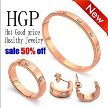 2017 new 925 silver diamond bracelets 925 silver Rings and 925 silver Earrings*Luxury jewelry