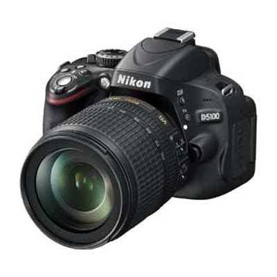 【クリックで詳細表示】ニコン 【 Nikon 】 D5100 18-105 VR レンズキット