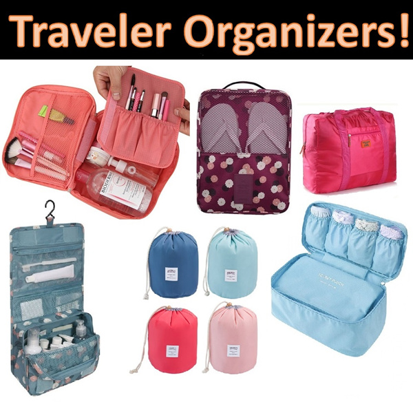 $6.90![NO OPTION PRICE]FREE GIFTS! Traveller Traveler Organizer Travel Bag /shoes bag Toiletry Bag Deals for only S$10 instead of S$0