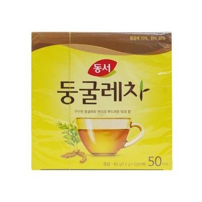 【韓国食品・韓国お茶】■東西トングレ茶(1.2gx50パック)■の画像