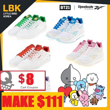 [BT21 x Reebok] ♥New arrivals♥14 Type Royal shoes collection /sneakers / From Korea/100% Authentic