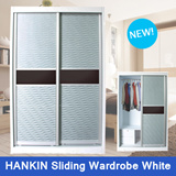 [Furniture Factory] ◆Singapore Furniture◆White Sliding Wardrobe◆Living◆Furniture◆Bedroom Wardrobe◆FREE DELIVERY AND INSTALLATION◆