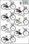 セールクーポン利用で価格.comより安い!ビビ・DX BE-ELD633 + 専用充電器 各色 電動アシスト自転車 パナソニック Panasonic)