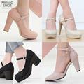★Handmade Shoes★High-Quality Pumps / High heels / open toed heels / Mary Jane Pumps / Sharp