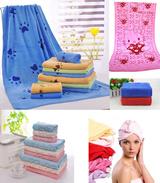 **Hight quality**Microfiber bath towel 70*140cm/ cartoon towel/ hand towel/ sport towel/hair turban
