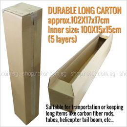 [5-layers] Strong Durable Long corrugated cardboard boxes approx. 102x17x17cm | 17x17x102cm | Long cartons | Long container | 102*17*17 | 17*17*102 | Inner size: 100x15x15cm | 15x15x100cm