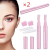 2 x Electric Lady Shaver Bikini Legs Eyebrow Trimmer Shaper Hair Remover Gift