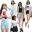 ★2015 Korea Short Pants★High quality/office look/denim/casual/