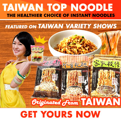 Ready Stock?TAIWAN TOP NOODLESA-SHA Moms Zeng Noodles / Deals for only S$10 instead of S$0