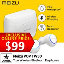Original Meizu POP TW50 Dual Wireless Earphones Bluetooth Earphone Sports In-Ear Earbuds