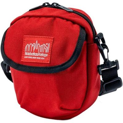 マンハッタンポーテージ(Manhattan Portage) ハドソンバッグ Hudson Bag MP1402 RED レッド 【ショルダーバッグ】の画像