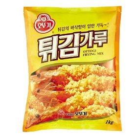 【韓国食品・韓国調味料】 ■オトギ天ぷら粉(1kg)■の画像